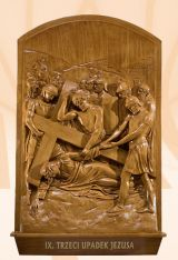 The Stations of the Cross, Kod: 240D, Wymiary: 56x90 cm