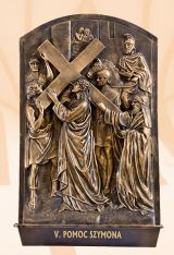The Stations of the Cross, Kod: 240Z, Wymiary: 56x90 cm