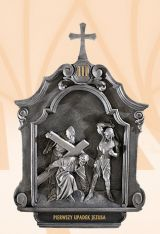 The Stations of the Cross, Kod: 242S, Wymiary: 43x66 cm