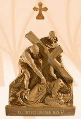 The Stations of the Cross, Kod: 243D, Wymiary: 36x52 cm
