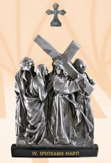 The Stations of the Cross, Kod: 243S, Wymiary: 36x52 cm