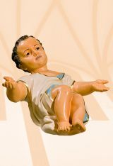 The Infant Jesus, Kod: 340K, Wymiary: 55 cm