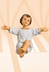 The Infant Jesus, Kod: 345K, Wymiary: 37 cm