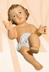The Infant Jesus, Kod: 347K, Wymiary: 21 cm