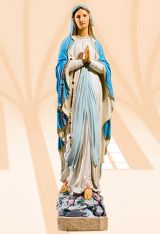 Our Lady of Lourdes, Kod: 503N, Wymiary: 67 cm