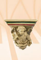 Candle Holders and Statue Niches, Kod: 969K, Wymiary: 36x36x31 cm