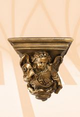 Candle Holders and Statue Niches, Kod: 969Z, Wymiary: 36x36x31 cm